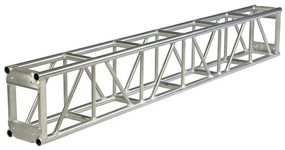 400*400*3m 6082-T6 Material Aluminum Square Truss Durable Roof Truss For Exhibition And Events