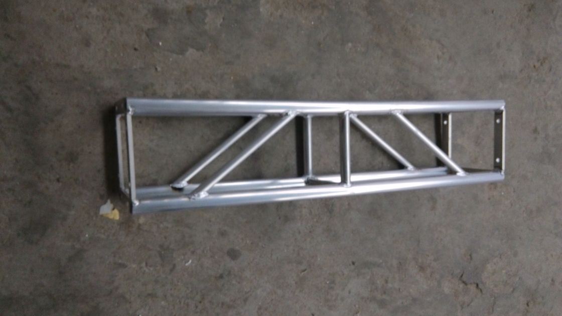 200 X 200mm Light Duty  Truss Aluminum Mini Bolt For Exhibition Booth